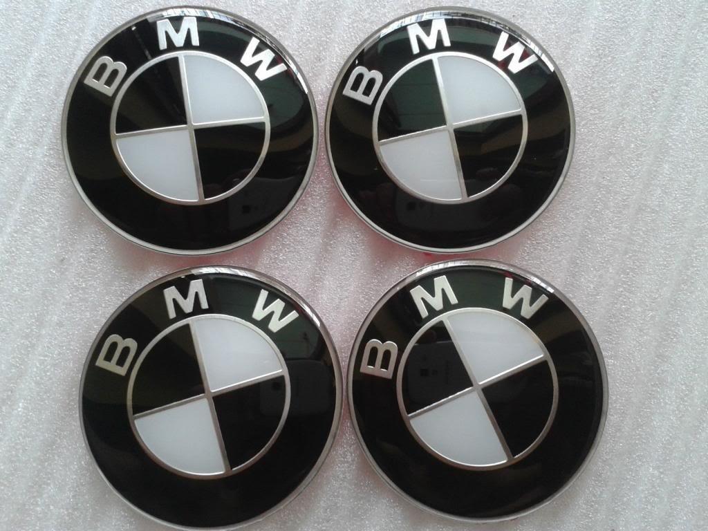 Black Wheel Center Caps Hubcap 68mm Set Of 4 Pcs M020 Vehicle Parts Shop